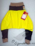 Turecké kalhoty (vel. novorozenecké-92)