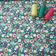Hilco letní tkaná bavlna bublifuk zelený po 1/2 metrech