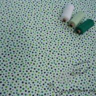 Hilco letní hvězdičky zelené po 1/2 metrech