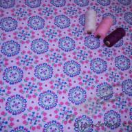 Hilco letní shirt country folk růžový po 1/2 metrech