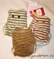 Organic cotton diapers for newborns