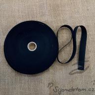 Keprovka bavlněná 2cm černá