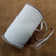 Gumička prádlová líčková bílá