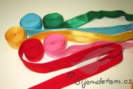 Fold-over elastic soft 2cm (by 1/2 meters)