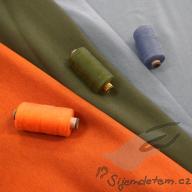Organic cotton sweatshirt fabric