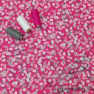 Wendy sedmikrásky na růžové (oboulícíní úplet)