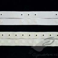 Patentkový pásek - po 1/2 metrech